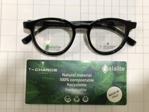 Gafas biodegradables T-Charge Galalite - Óptica One Vision
